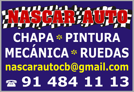 NASCAR AUTO